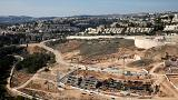 Siedlungsbau: Israel kündigt 3000 neue Wohnung im Westjordanland an