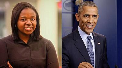 Nigerian matches Obama, elected first black female president of Harvard Law Review
