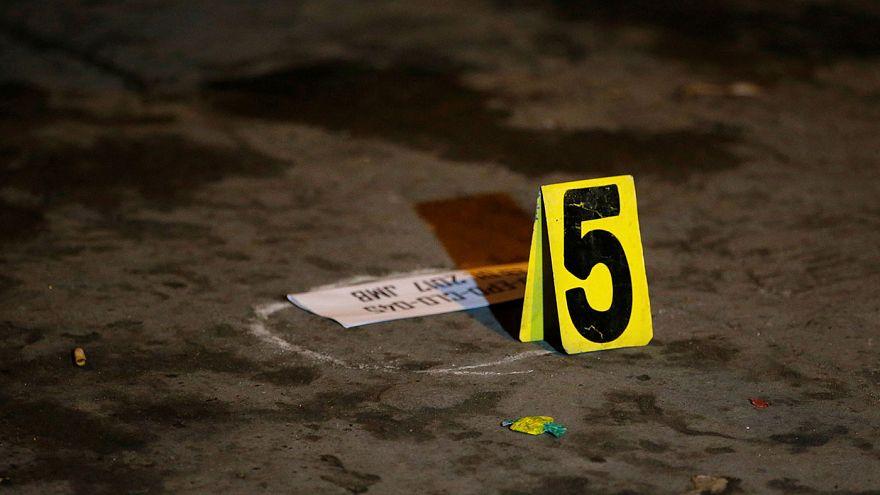 Полицию Филиппин обвиняют в преступлениях против человечности