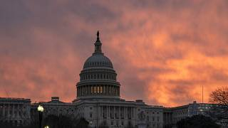 Image: The Capitol as the partial government shutdown lurches into a third