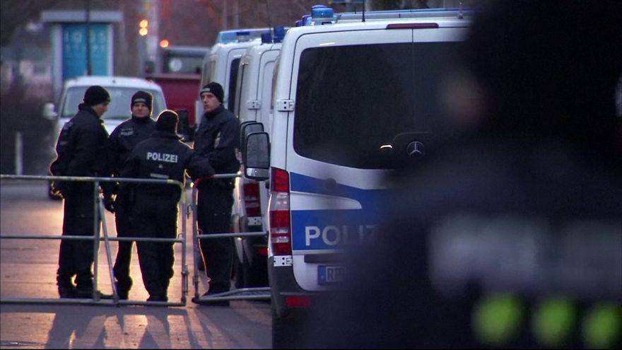 Almanya'da terör operasyonu: IŞİD için çalışan bir Tunuslu gözaltına alındı