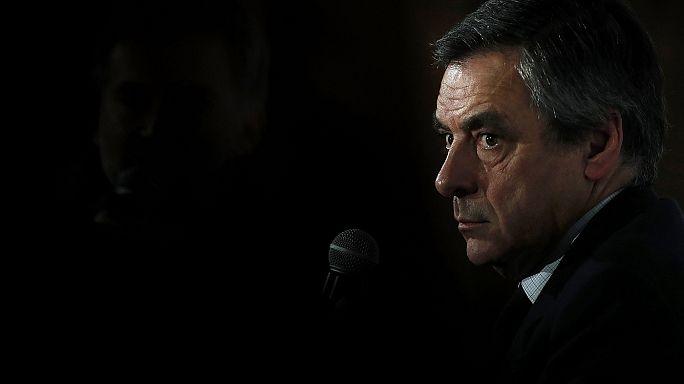 """Fillon denuncia un """"golpe de Estado"""" de la izquierda para dinamitar su candidatura a las presidenciales francesas"""