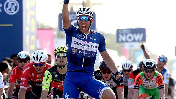 Duba Bisiklet Yarışı'nda zirve yine aynı ismin