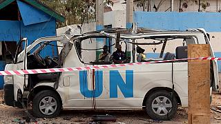 Five U.N. officials dead in attack on Nigeria-Cameroon border