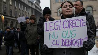 ابراز نگرانی اتحادیه اروپا نسبت به طرح جرم زدایی دولت رومانی