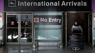 Mogherini reafirma desagrado com política migratória de Trump