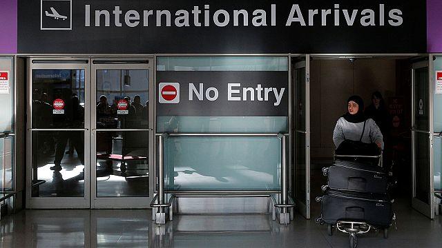'Trump'ın sınırı kapatma kararı AB vatandaşlarını etkilemeyecek'