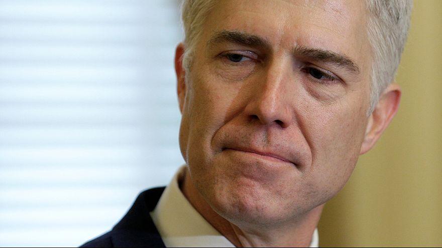 Los demócratas estadounidenses tienen la llave del nombramiento del juez Neil Gorsuch