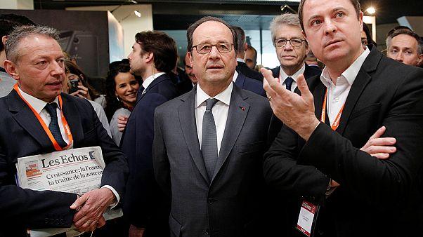 O protecionismo na corrida presidencial em França