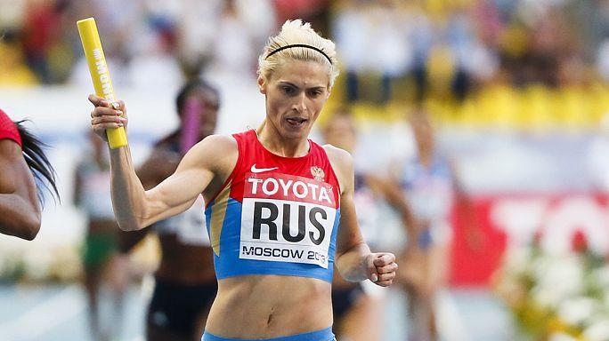 Doping: positiva la russa Krivoshapka,argento a Londra con la staffetta