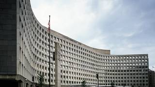 Image: Robert C. Weaver Federal Building, headquarters of the Department of
