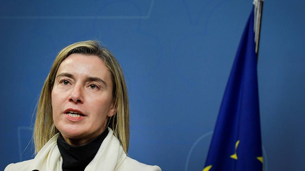 The Brief from Brussels: Mogherini underlines EU opposition to Trump travel ban