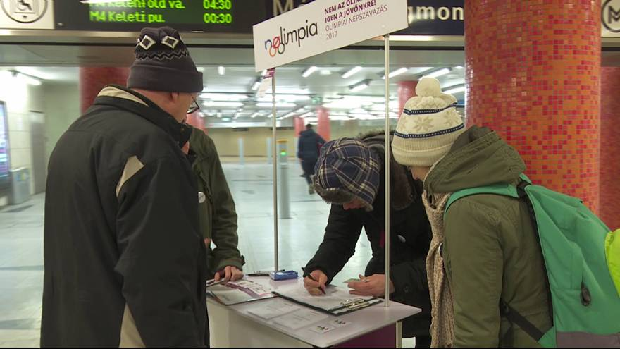 Ungheria: si rafforza il sostegno al referendum contro le Olimpiadi a Budapest