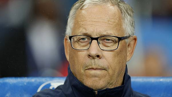 Lars Lagerbäck is back