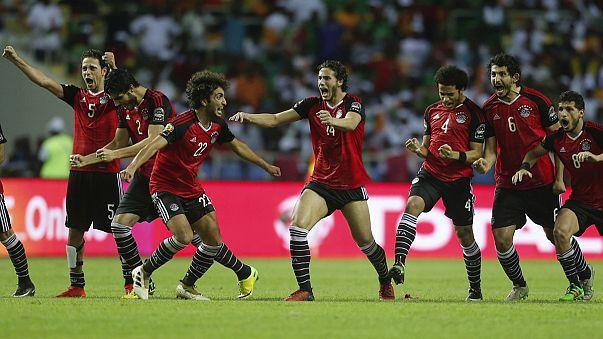 Egyiptom döntős az ANK-n