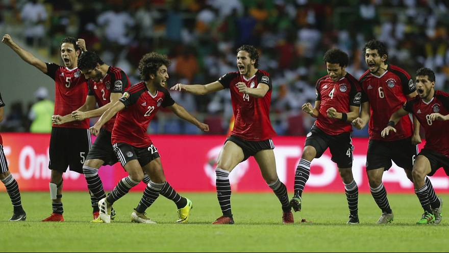 Egypt battle past Burkina Faso to reach AFCON final