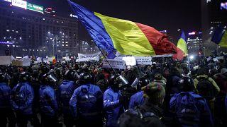 Wie seit 1989 nicht mehr: Neue Proteste gegen Rumäniens Regierung