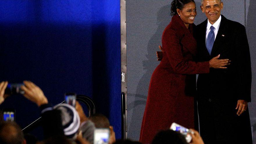 Internet-Hype: Obama im Urlaub - in Flip-Flops auf den British Virgin Islands