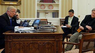 مکالمه تلفنی ترامپ و نخست وزیر استرالیا خبرساز شد