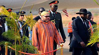 Le Roi Mohammed VI en visite officielle au Soudan du Sud
