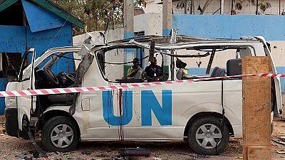 Cinq techniciens de l'ONU tués dans une attaque à la frontière entre le Nigeria et le Cameroun