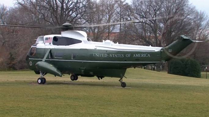Trump meets family of US Navy Seal killed in 'successful' Yemen raid
