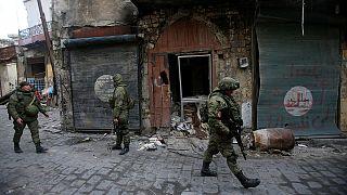 Syrien: Konfrontation zwischen syrischen und türkischen Truppen erwartet