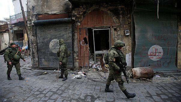 ارتش سوریه به ۶ کیلومتری الباب رسید