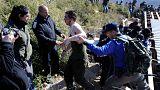 """La policía israelí desaloja Amoná tras dos días de """"guerra"""" con los colonos"""