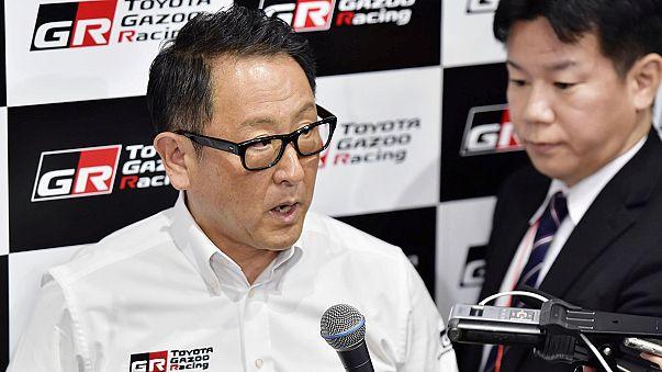 """Toyota: A marca japonesa espera """"adoção"""" norte-americana"""