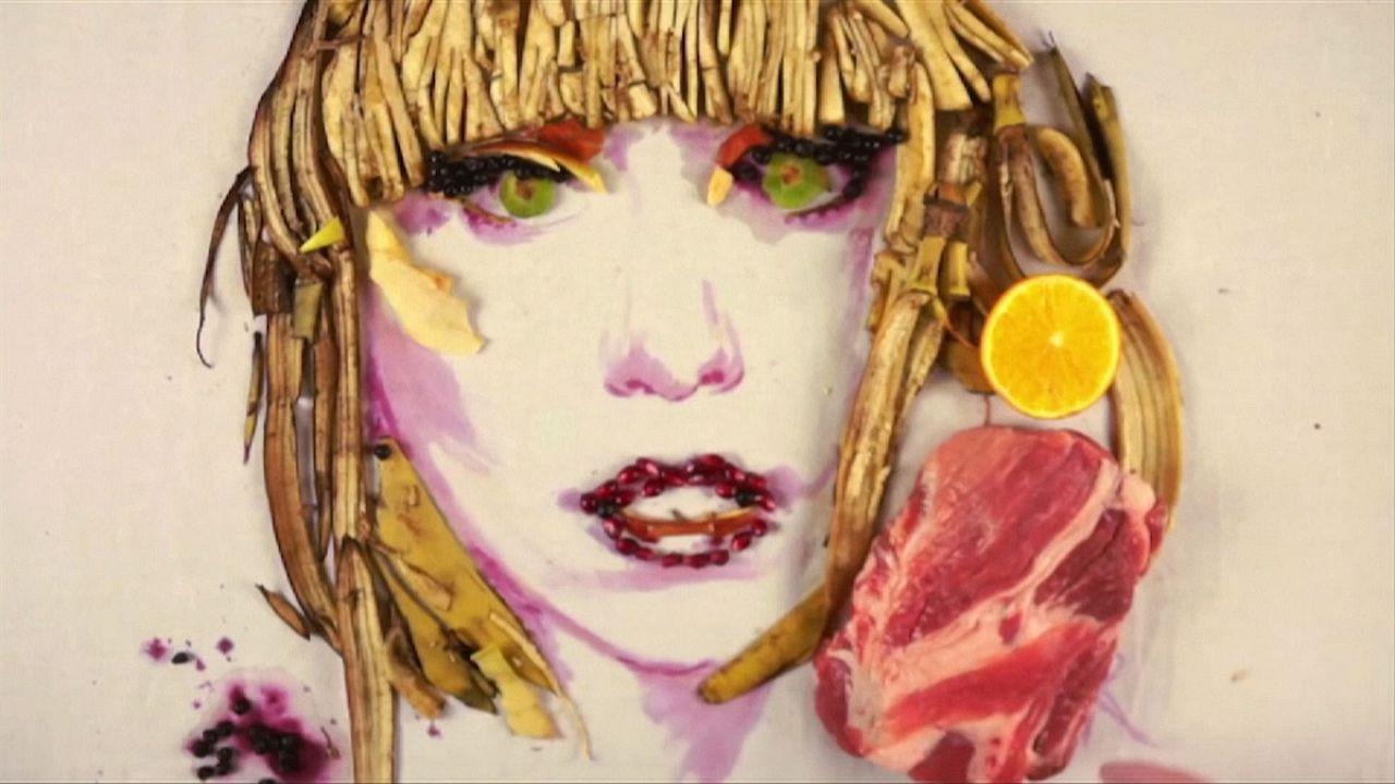 Lady Gaga aus Bananen, Donald Trump aus Dillspitzen!