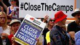 Ausztrália elutasító menekültpolitikája