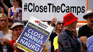 La politique migratoire très dure de l'Australie