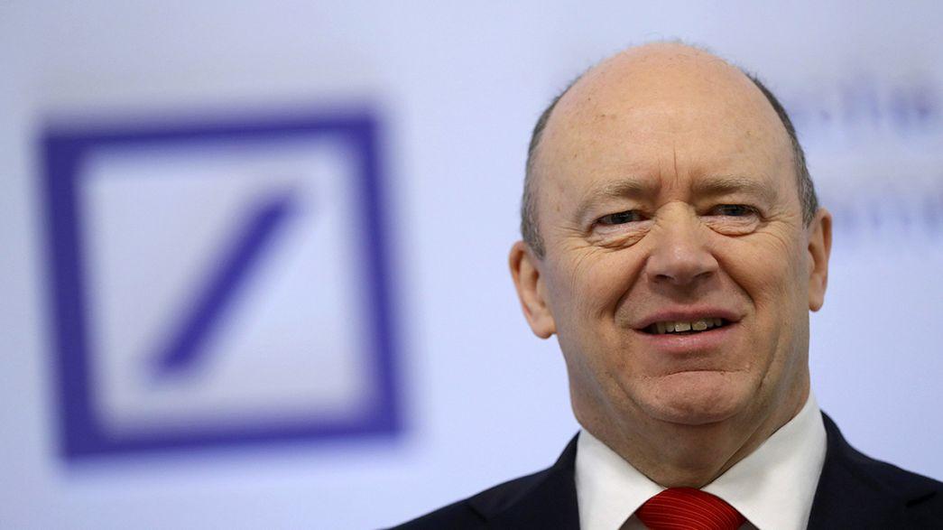 Deutsche Bank с оптимизмом отчитался об убытках