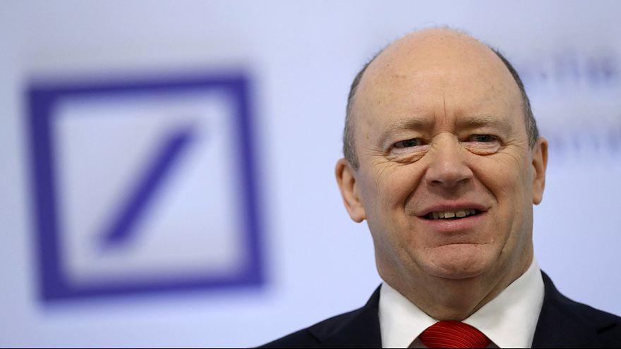 Deutsche Bank apresenta prejuízos, devido a custos com processos judiciais