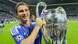 Lampard befejezte