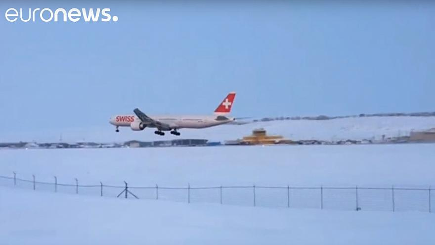 Canada: Swiss aeroplane makes unscheduled landing at tiny airport