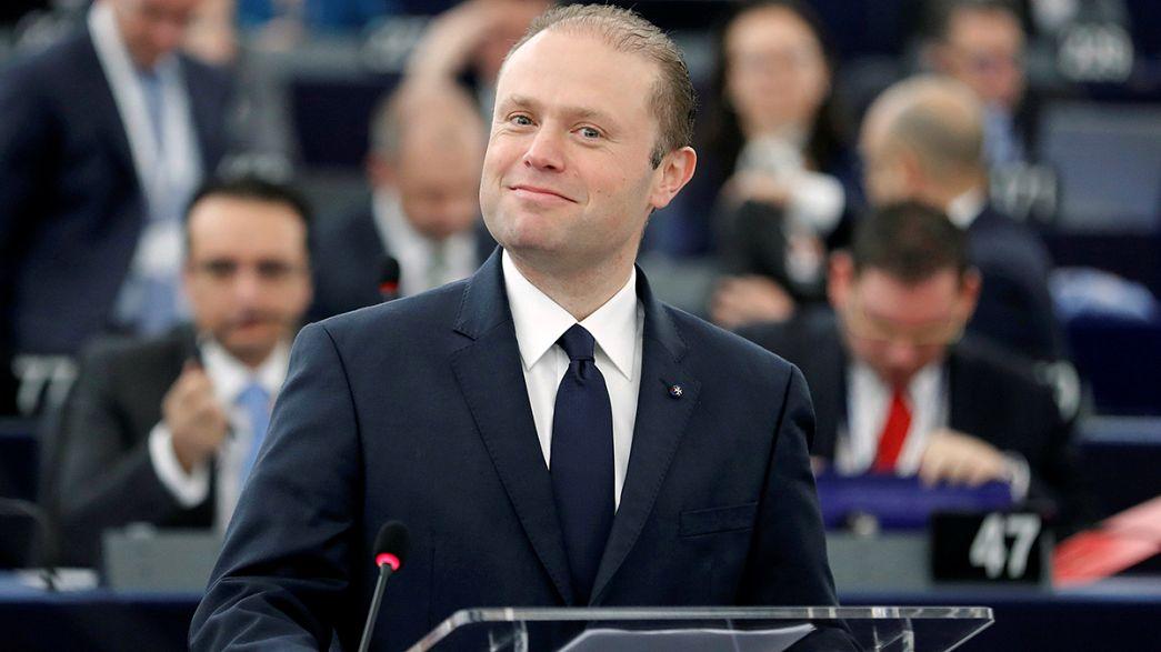 Pour le Premier ministre maltais le Brexit a frappé l'UE de «plein fouet»