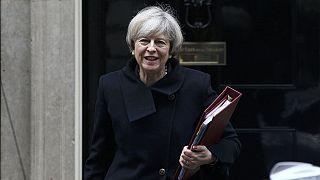 الحكومة البريطانية تقدم خطة الخروج من الاتحاد الأوروبي