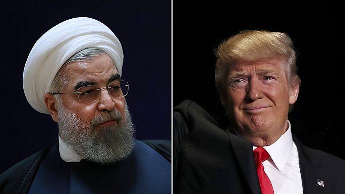 "Trump ""avvisa"" l'Iran con un tweet: ""basta con i test missilistici"""