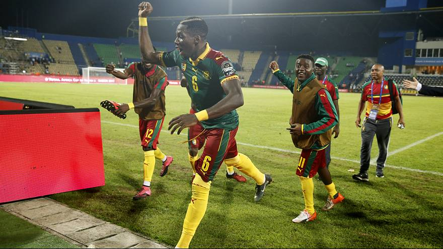 Cameroon to take on Egypt in AFCON final