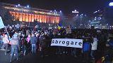 Rumanía: el Gobierno defiende su decreto pese a las protestas masivas