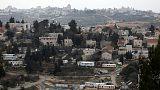 Белый дом против новых поселений Израиля на оккупированных территориях