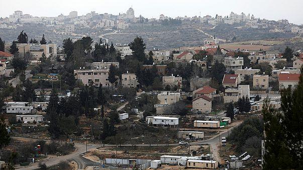 Trump İsrail'e ilk uyarısını yaptı: Yerleşim birimlerini durdur