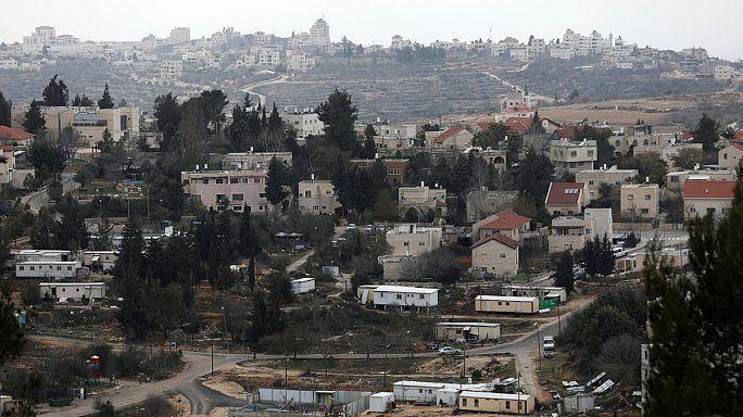 Trump critica Israele per l'espansione delle colonie