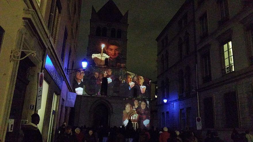 Lyon erinnert an Flüchtlinge im Irak