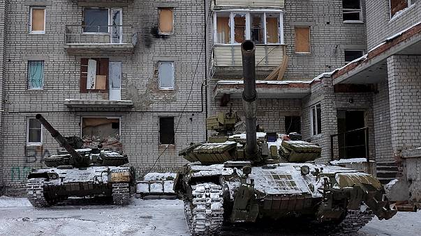 """USA verurteilen """"aggressives Verhalten"""" Russlands im Ukraine-Konflikt"""