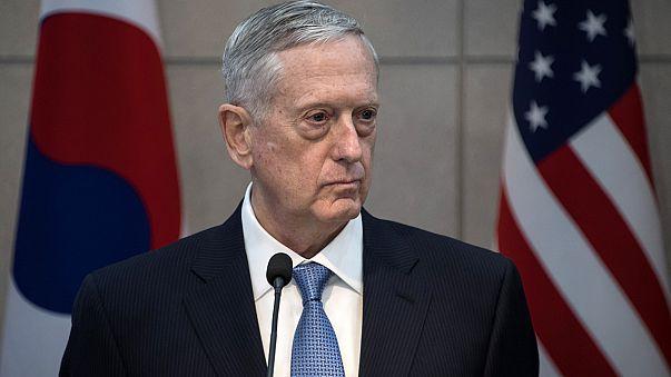 """وزير الدفاع الأمريكي يحذر بيونغ يونغ...سيكون ردُّنا """"فعّالًا وساحقا"""""""