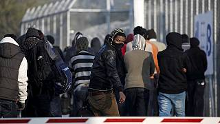 Migrant deaths prompt work at Greek camp