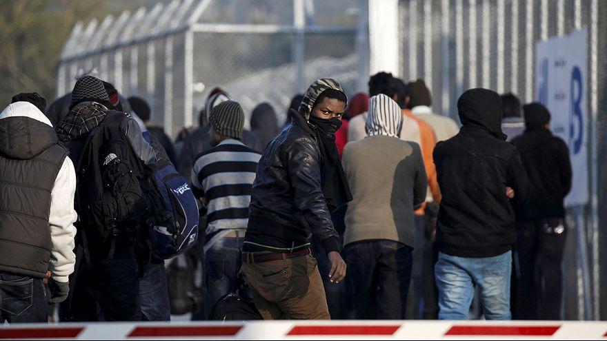 مخيم موريا بجزيرة ليسبوس تجسيد لمأساة طالبي اللجوء